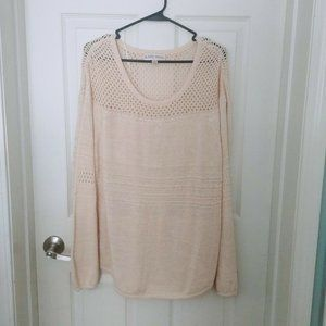 Womens Knox Rose Scoop Neck Pullover Sweat…